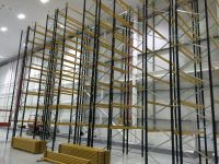 Ongoing Installation of VNA Narrow Aisle Pallet Racking