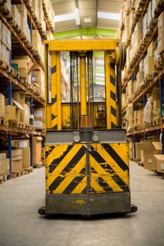 Forklift iStock