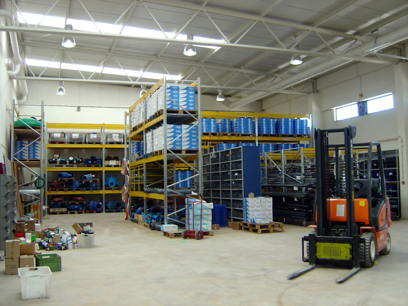 warehouse racking London