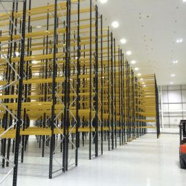 Link51 Pallet Racking Supplied & Installed By Shelf Space Limited