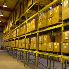 Orient Pallet Racking Supplied & Installed by Shelf Space LImited