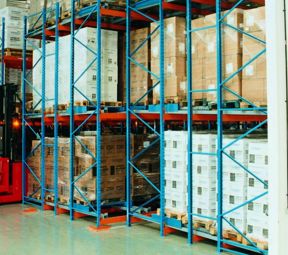 Dynamic Sitemap: Dynamic Storage Systems And Dynamic Pallet Racking