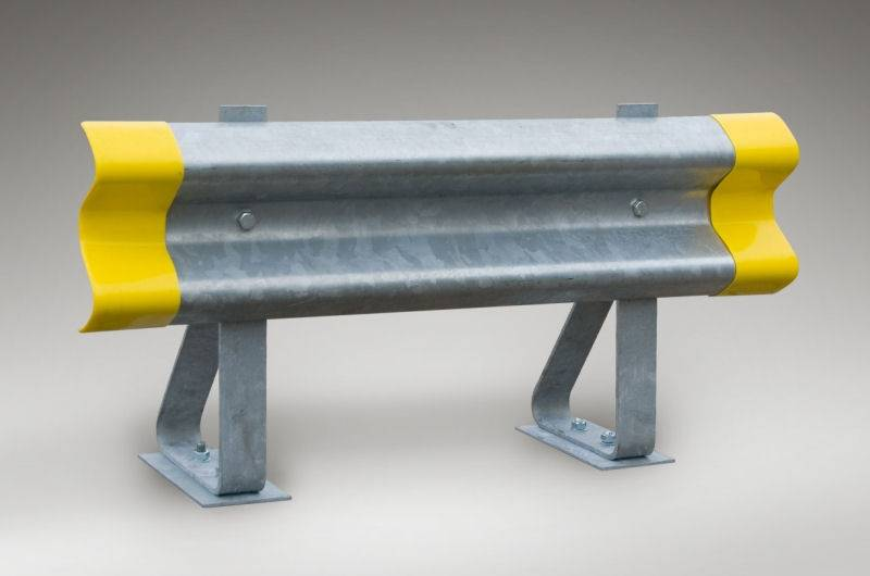 Warehouse amp Pallet Racking Protection Barriers Systems