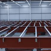 Mezzanine Floors - Here is a recent large mezzanine floor we Installed into a company in Kent