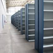 Shelf Space heavy duty shelving Installation in Birmingham