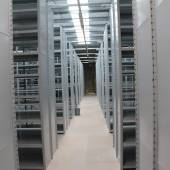 Industrial Shelving -  This project had over 6000 adjustable shelf levels
