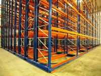 Powered Mobile Pallet Racking