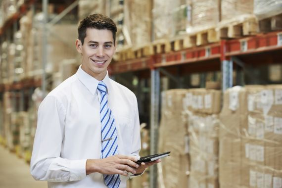 Warehouse stock organisation