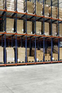 Shelf Space Warehouse Pallets Racking