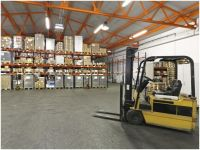 Warehouse storage planning