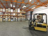 Warehouse Pallet Racking