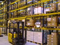 Let Shelf Space design the most cost effective warehouse pallet racking storage solution for you!