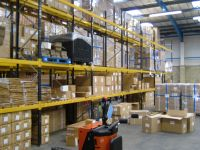 Most popular manufactured Warehouse Pallet Racking systems supplied.
