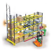 We offer a huge range of accessories with our warehouse pallet racking systems, See our 'Accessories' page for details