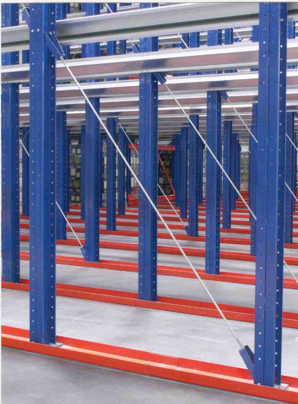 Drive In Pallet Racking System Shelf Space London Uk