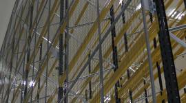 Anti-collapse mesh front image